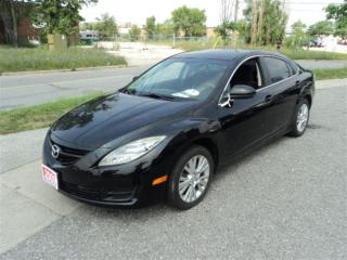 Used 2009 Mazda MAZDA6 GS- CERTIFIED for sale in North York, ON
