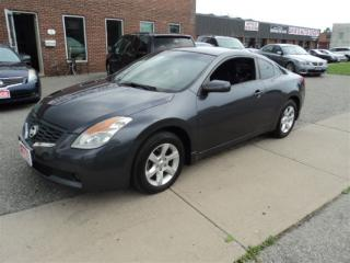 Used 2008 Nissan Altima 2.5 S - SUNROOF - CERTIFIED for sale in North York, ON