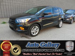 Used 2017 Ford Escape S *Back up Camera! for sale in Winnipeg, MB