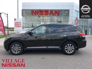 Used 2015 Nissan Pathfinder SL for sale in Unionville, ON