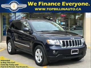 Used 2011 Jeep Grand Cherokee PANORAMIC ROOF, LEATHER, 93K for sale in Concord, ON