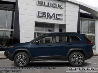 Used 2016 Jeep Cherokee Trailhawk for sale in Thunder Bay, ON