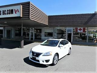 Used 2015 Nissan Sentra SR for sale in Langley, BC