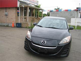 Used 2010 Mazda MAZDA3 GX for sale in Cambridge, ON