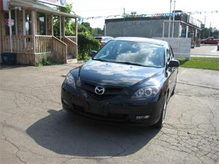 Used 2007 Mazda MAZDA3 GT for sale in Cambridge, ON