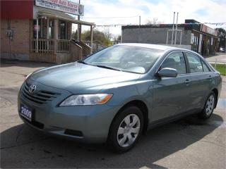 Used 2009 Toyota Camry LE for sale in Cambridge, ON
