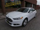 Used 2016 Ford Fusion SE Navi, Leather, Roof, Bluetooth for sale in Woodbridge, ON