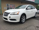 Used 2013 Nissan Sentra $89.34 BI WEEKLY! $0 DOWN! for sale in Bolton, ON