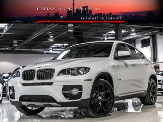 Used 2012 BMW X6 3.5i|SPORT|NAVI|REAR CAM|LOADED for sale in North York, ON