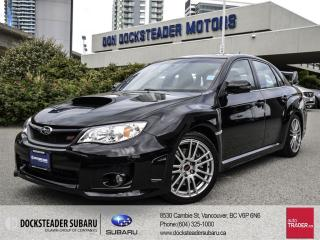 Used 2013 Subaru WRX STI 4Dr Sport Pkg 6sp for sale in Vancouver, BC