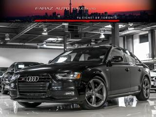 Used 2014 Audi S4 TECHNIK|CARBONFIBER|FULLY LOADED for sale in North York, ON