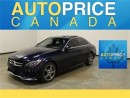 Used 2015 Mercedes-Benz C-Class C300 4MATIC NAVI PANOROOF for sale in Mississauga, ON