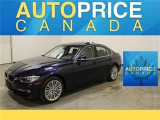 Used 2014 BMW 328xi LUXURY PKG NAVIGATION BI-XENON for sale in Mississauga, ON