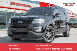 Used 2016 Ford Explorer SPORT for sale in Whitby, ON