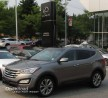 Used 2013 Hyundai Santa Fe Limited AWD - Navigation - Panoramic Sunroof for sale in Port Moody, BC
