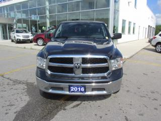 Used 2016 RAM 1500 SLT for sale in Owen Sound, ON