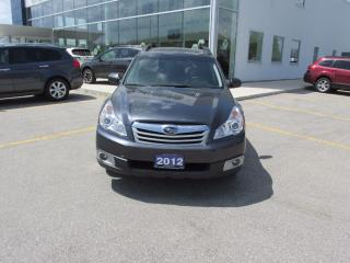 Used 2012 Subaru Outback 3.6R Touring for sale in Owen Sound, ON