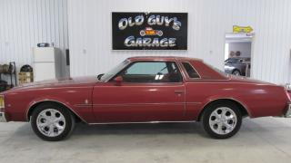 Used 1977 Buick Regal Rust Free 34000 miles for sale in Chatsworth, ON