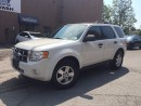 Used 2011 Ford Escape XLT - 4WD - MICROSOFT SYNC - ALLOYS for sale in Aurora, ON