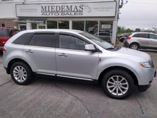 Used 2011 Lincoln MKX AWD NAVIGATION for sale in Mono, ON