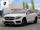 Used 2016 Mercedes-Benz AMG GLA 45 NAV | Leather | Sport Exhaust | 2 Sets of Rims & Tires! | Local Edmonton Vehicle | New Summer Tires for sale in Edmonton, AB