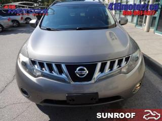 Used 2009 Nissan Murano SL  - trade-in - Back-up Camera for sale in North York, ON