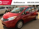 Used 2015 Nissan Versa Note SV, Alloy Wheels, Power Windows, Blue Tooth for sale in Edmonton, AB
