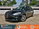Used 2013 Dodge Dart LIMITED, NAVIGATION, BACKUP CAMERA, SATELLITE RADIO, NO ACCIDENTS, FREE LIFETIME ENGINE WARRANTY! for sale in Richmond, BC