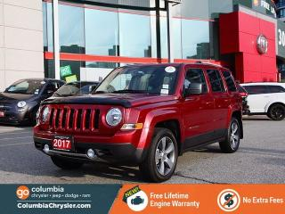 Used 2017 Jeep Patriot High Altitude Edition for sale in Richmond, BC