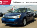 Used 2008 Ford Focus AUTO, HEATED SEATS, GREAT SHAPE! for sale in Edmonton, AB