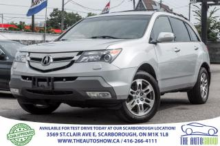 Used 2009 Acura MDX Tech Navigation BackupCam for sale in Caledon, ON