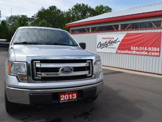Used 2013 Ford F-150 XLT 4x4 SuperCab 6.5 ft. box 145 in. WB for sale in Brantford, ON