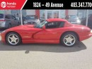 Used 1997 Dodge Viper rt/10 for sale in Red Deer, AB