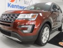 Used 2016 Ford Explorer XLT, NAV, sunroof, power liftgate, back up cam, heated leather seats!!! for sale in Edmonton, AB