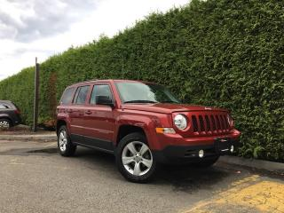 Used 2014 Jeep Patriot NORTH 4X4 + A/C + CRUISE CONTROL + ALLOYS + NO EXTRA DEALER FEES for sale in Surrey, BC