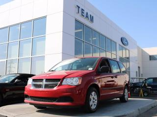 Used 2013 Dodge Grand Caravan SE, 3.6L V6, STOW 'N GO, DUAL TEMP CONTROL for sale in Edmonton, AB