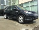 Used 2014 Honda CR-V EX-L/HEATED FRONT SEATS/BACK UP MONITOR/SUNROOF/LEATHER for sale in Edmonton, AB