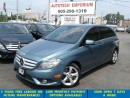 Used 2013 Mercedes-Benz B-Class Sports Tourer Camera/Btooth/Htd Sts for sale in Mississauga, ON