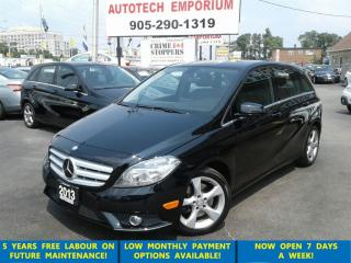 Used 2013 Mercedes-Benz B-Class Sports Tourer Alloys/Leather/Btooth &ABS* for sale in Mississauga, ON