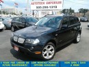 Used 2009 BMW X3 xDrive30i Leather/Pano Roof/Alloys for sale in Mississauga, ON