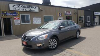 Used 2014 Nissan Altima 2.5 S-REMOTE START-BACK UP CAMERA-48MPG for sale in Tilbury, ON