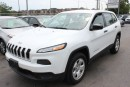 Used 2014 Jeep Cherokee SPORT 4WD for sale in Brampton, ON