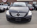 Used 2007 Mercedes-Benz B-Class TURBO,ROOF ,LEATHER for sale in North York, ON