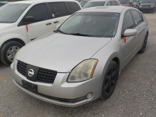 Used 2004 Nissan Maxima SE for sale in Innisfil, ON