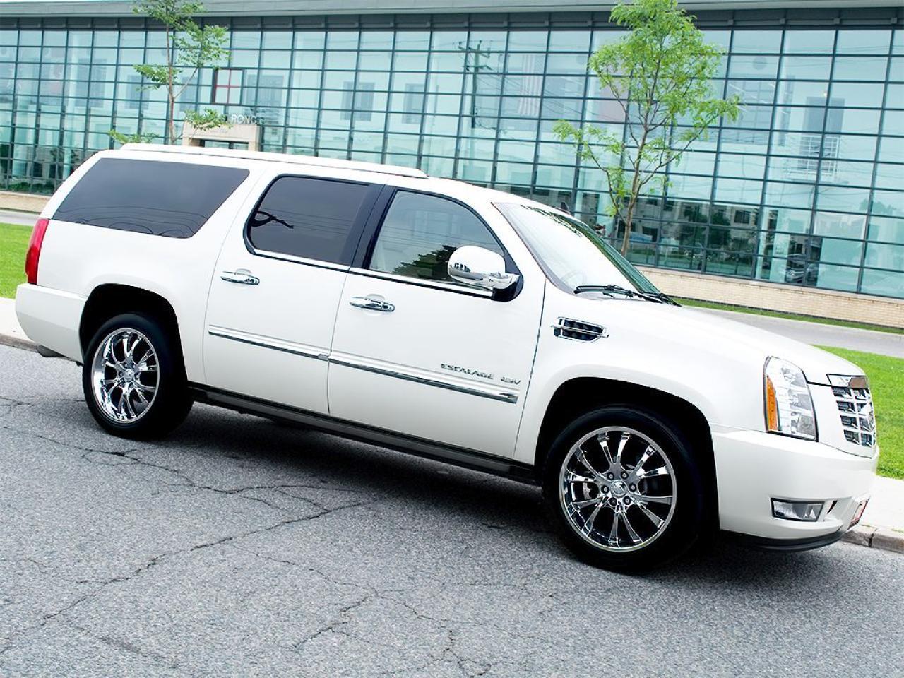 2012 Cadillac Escalade ESV NAVI|REARCAM|DUAL DVD|8 SEATS