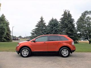 Used 2008 Ford Edge SEL for sale in Thornton, ON