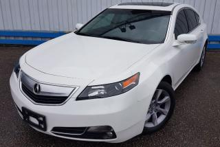 Used 2013 Acura TL *LEATHER-SUNROOF* for sale in Kitchener, ON