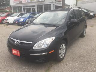 Used 2011 Hyundai Elantra Touring TOURING ONE OWNER, NEW CLUTCH for sale in Scarborough, ON