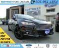 Used 2016 Ford Fusion SE | LEATHER | NAV | SUNROOF | REAR CAM | for sale in Brantford, ON