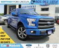 Used 2016 Ford F-150 Lariat | NAV | HEATED LEATHER | REAR CAM | for sale in Brantford, ON